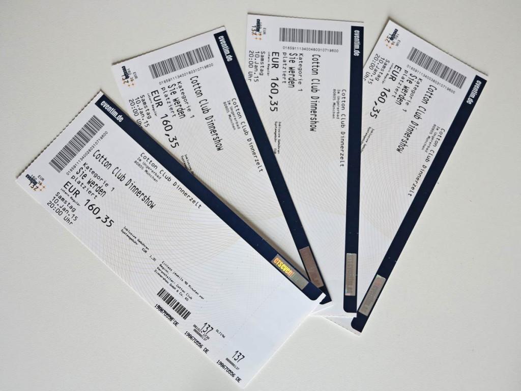 Möglicherweise bleiben betroffene auf den teuren Tickets sitzen...