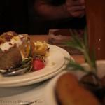 Ofenkartoffel als Beilage