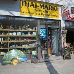 Thai-Markt in der Albert-Rosshaupter-Strasse