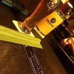 Alkoholfreies Weißbier im 0,3er Glas