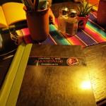 Umfangreiche Speisekarte im El Diablo Gauting