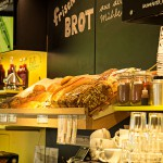 Beim Brot kooperiert das Goodies mit der Bäckerei Fritz