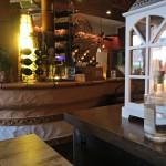 Gastraum und Bar im Ess & Trinkbares.