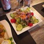 Beilagensalat zum Cordon Bleu.