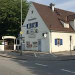 Wirtshaus am Hart mit Theater- und Kabarettbühne.