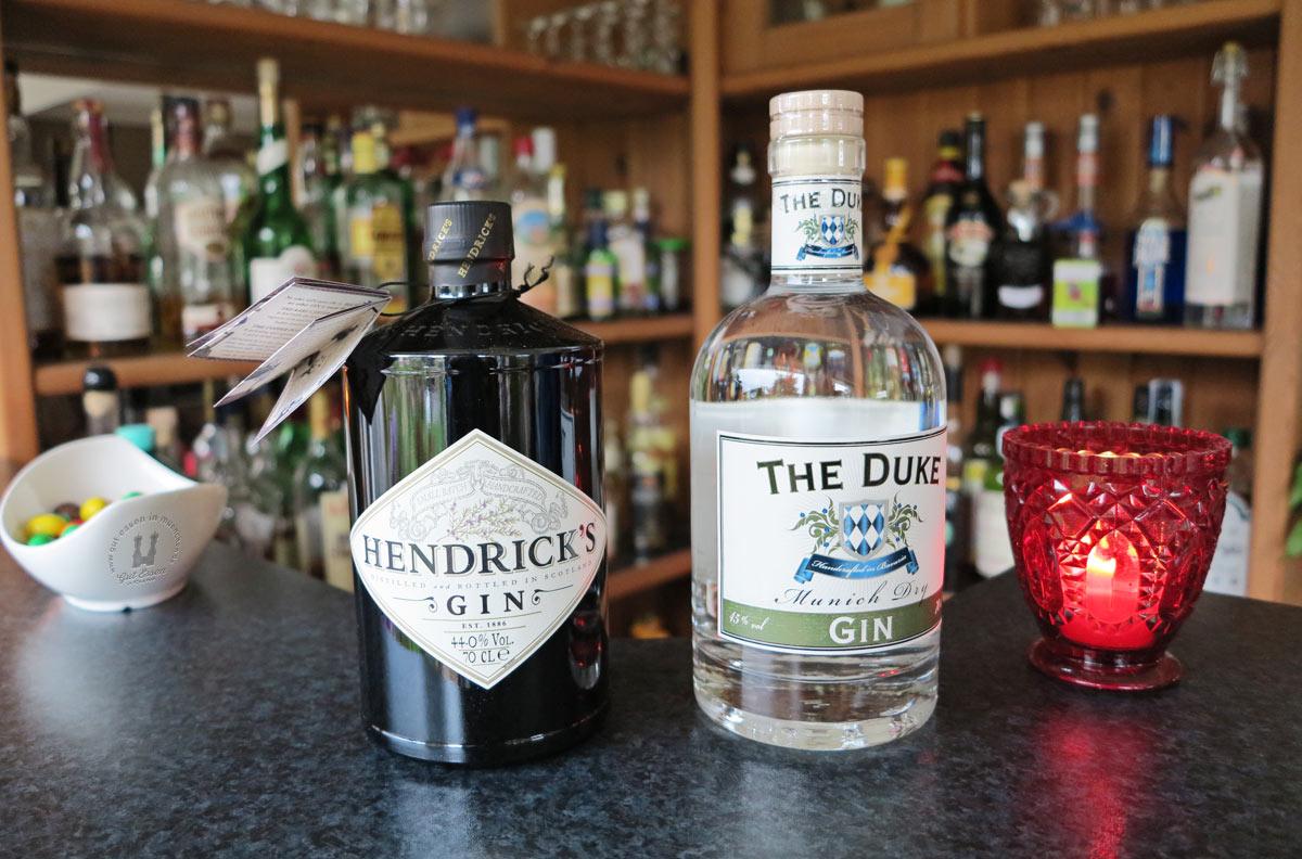 Erfahrungsbericht: Hendrick's vs The Duke Munich Dry Gin