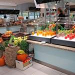 Frisch gepresste Orangen- und Grapefruitsäfte ab 2,90 Euro.