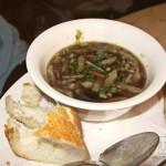 Leberspätzle-Suppe für 4,20 Euro
