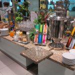 Eiles-Tee im Audi Marktrestaurant