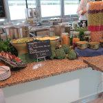 Mittagsaktion: Portion Pasta, ein Muffin und ein alkoholfreies 0,3er Getränk für 7,40 Euro