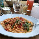 Spaghetti Rucola Pomodorini für 9,75 Euro