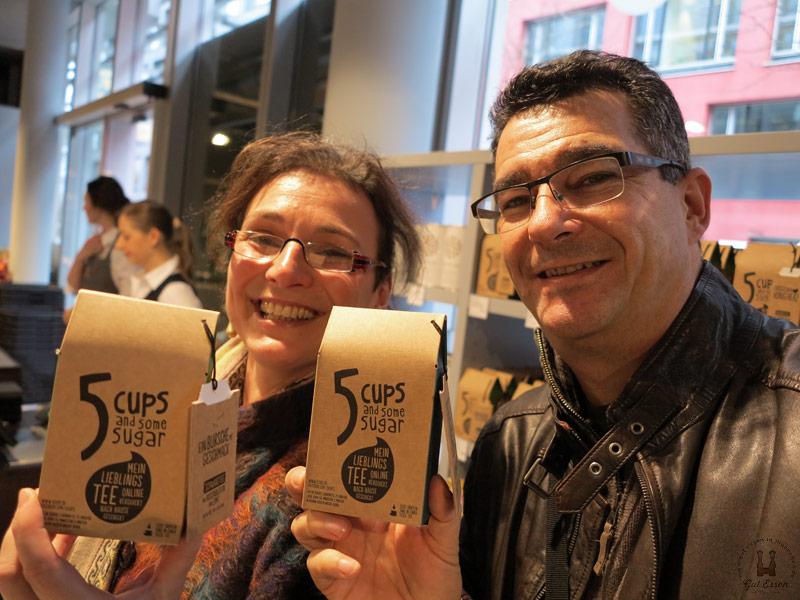 Daniela und Karl trinken Tee #dktt2015