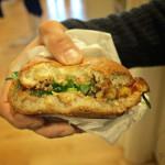 Ruff's Veggie Burger