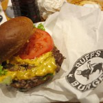 Ruff's Cheeseburger