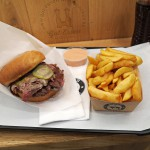 Ruff's Pastrami Burger