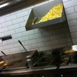 Das erste Foto von Gut Essen in München: Belgische Pommes im Ruff's Burger