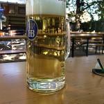 Biergarten im Fürstenegger