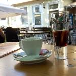 gern genommen: Espresso und Ramazzotti