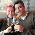 Gut Essen in München mit Ulrike und Karl
