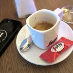 Espresso im Conti