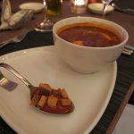 Fischsuppe a la Bouillabaisse (9 Euro)