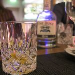 Unser Digestif: The Duke Gin Munich Dry