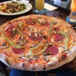 Pizza Lombarda (10,90 Euro)