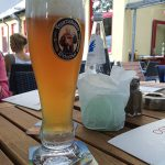 Alkoholfrreies Weißbier (3,90 Euro)