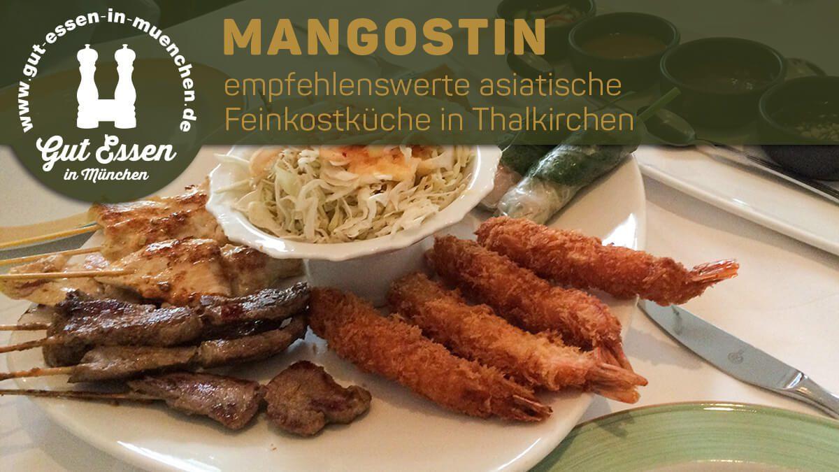 Gut Essen im Mangostin