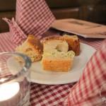 Locanda Busento - Brot und Olivenöl