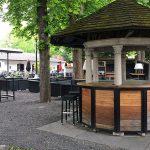 Lounge Garden mit bar im Mangostin
