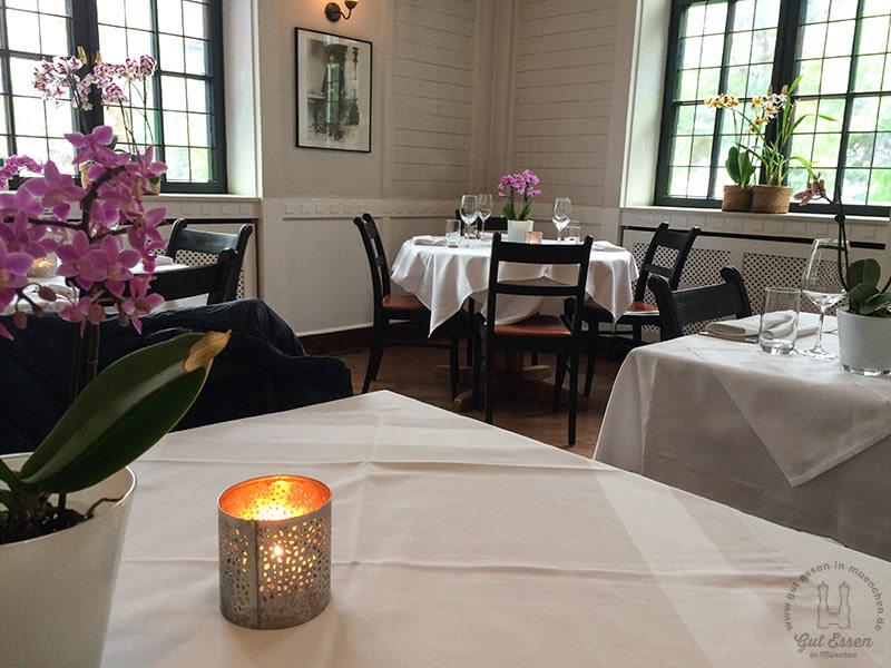 Papa Joe´s Restaurant im Mangostin