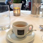 Espresso im Mangostin