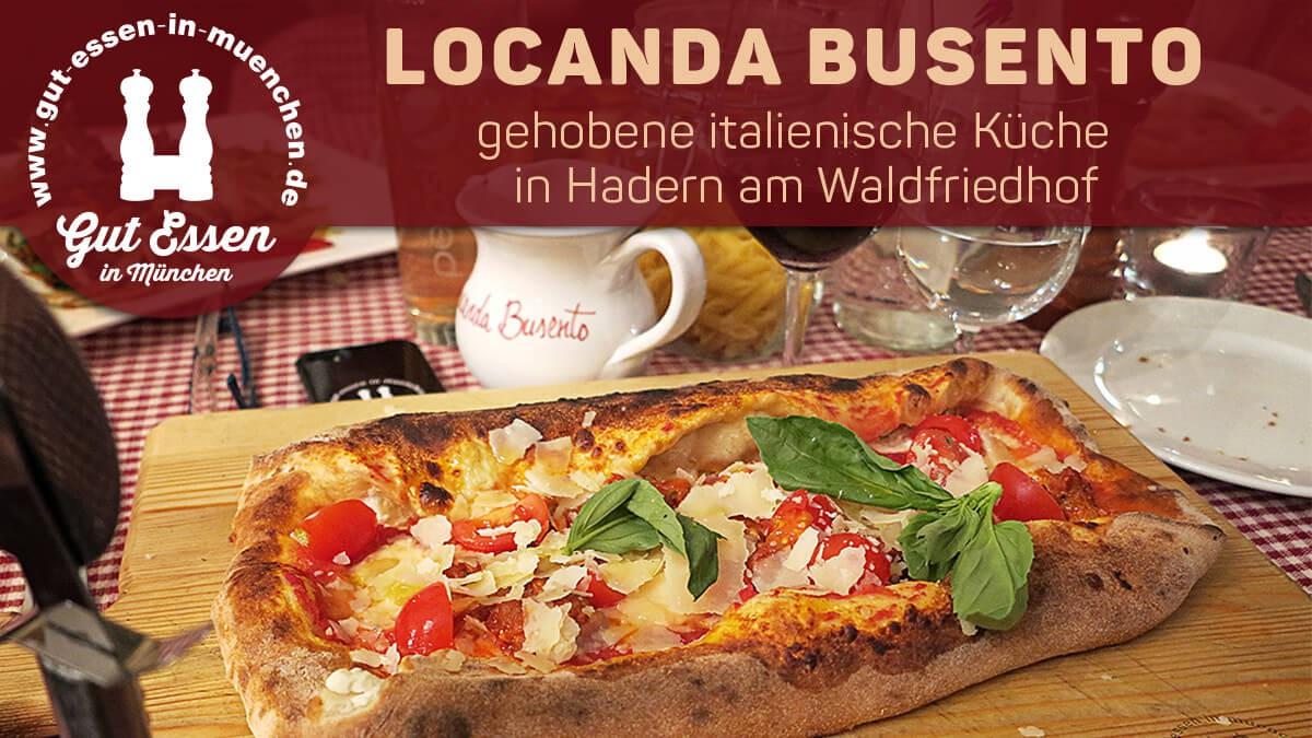 Locanda Busento in München Hadern