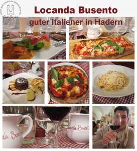 Locanda Busento: Guter Italiener in Hadern Fürstenrieder Straße