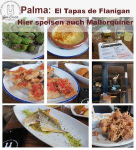 El Tapas de Flanigan – Hier speisen auch Mallorquiner