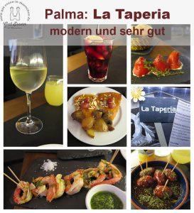 La Taperia – modern und sehr gut