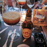 ... der Espresso Stout, wird aber mit Hitachino Nest, einem japanischen Bier aufgegossen