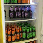 Im Kühlschrank warten Getränke von Monaco ab 2,80 Euro
