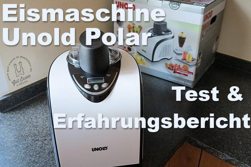 Unold Polar (48840): Vollautomatische Eismaschine mit Kompressor