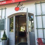 Das vegetarische Cafe & Restaurant Vor Ort in Neuried