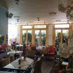 Die Gaststube im Playa bietet Platz für bis zu 70 Gäste