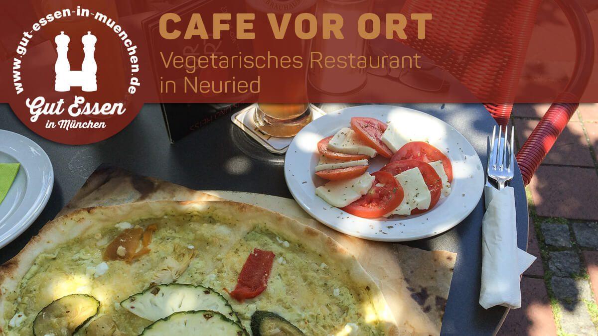Cafe & Restaurant Vor Ort in Neuried