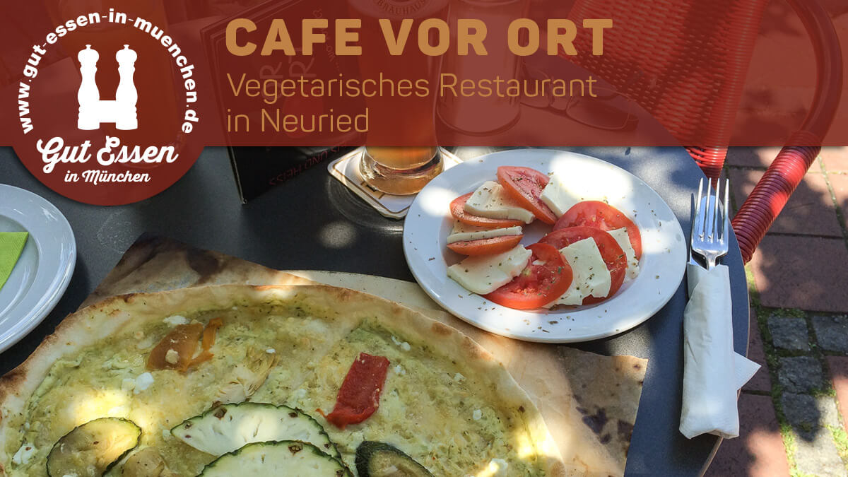 Cafe & Restaurant Vor Ort in Neuried