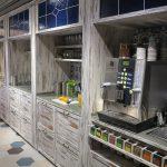 Industrial-Stil kombiniert mit nostalgischem Küchendesign