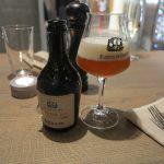 Aperitif: Ein Bierchen von der Brauerei am Eiswerk