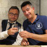 Prost mit Felix Fichtner von Murmelz. Food & Travel.