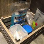 Waschraum im Thalassa