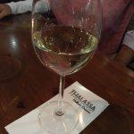 Weißwein im Thalassa