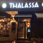 Thalassa – Griechisches Restaurant am Luise-Kiesselbach-Platz
